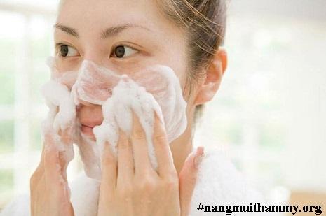 nâng mũi bao lâu thì được rửa mặt
