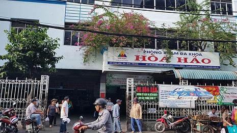 bệnh viện hòa hảo tp hcm