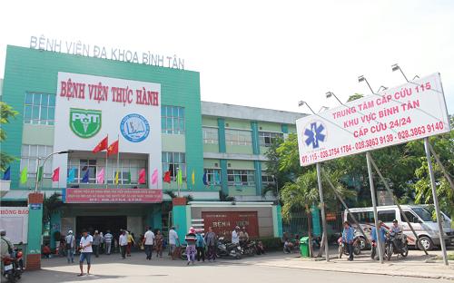 bệnh viện đa khoa bình tân