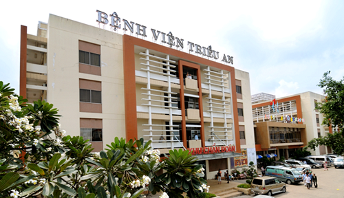 bệnh viện đa khoa quận bình tân