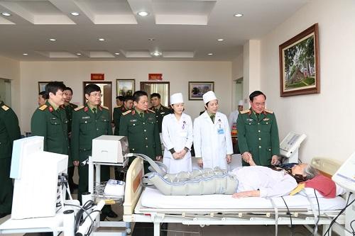 bệnh viện y học cổ truyền quân đội