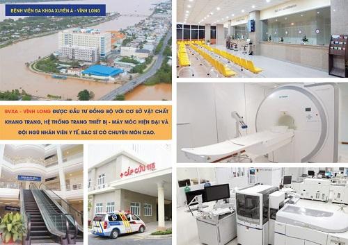 bệnh viện xuyên á ở đâu