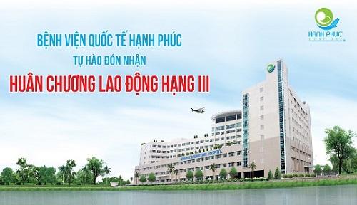 bệnh viện đa khoa hạnh phúc