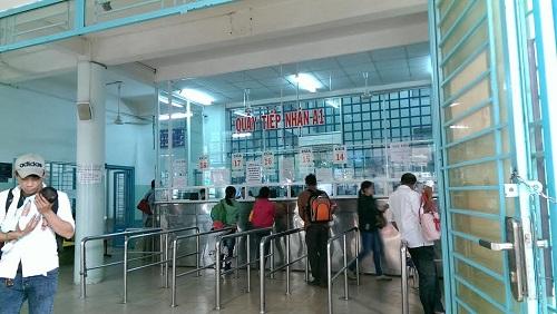 bệnh viện nhi đồng 1 cổng lý thái tổ