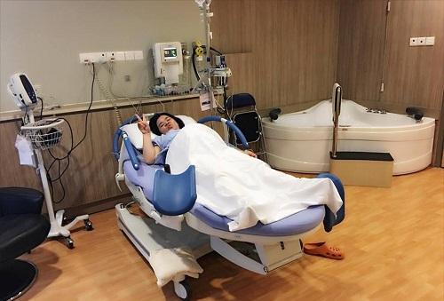 giá sinh ở bệnh viện hạnh phúc 2018