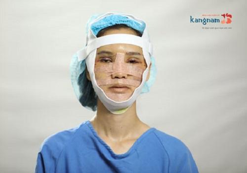 Phan Thị May lột xác tại Kangnam