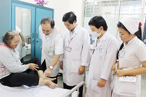 bệnh viện chợ rẫy chuyên khoa gì