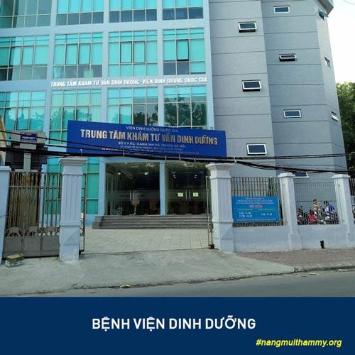 bệnh viện dinh dưỡng quốc gia