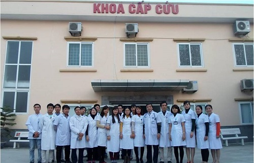 bệnh viện nông nghiệp 1
