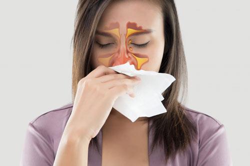 nghẹt mũi
