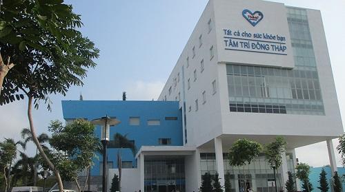 bệnh viện tâm trí đồng tháp