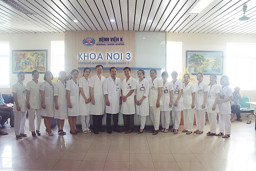 khoa nội 3 bệnh viện k