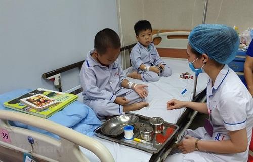 xét nghiệm thalassemia viện huyết học Trung Ương