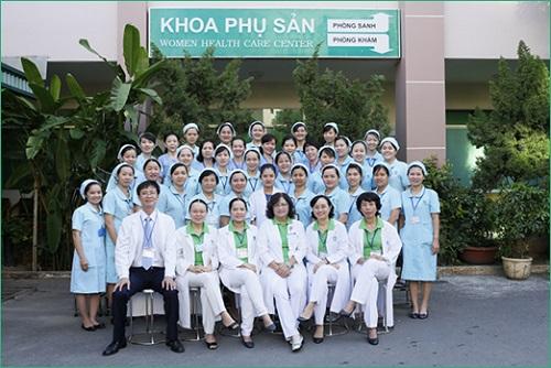 bệnh viện an sinh khoa sản