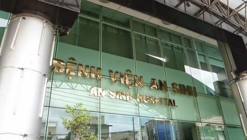 bệnh viện an sinh ở đâu