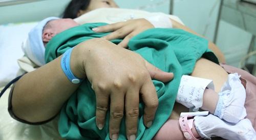 sinh ở bệnh viện an sinh