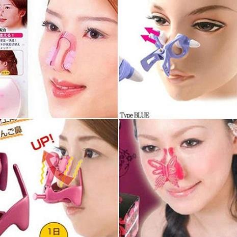 thu gọn đầu mũi không cần phẫu thuật