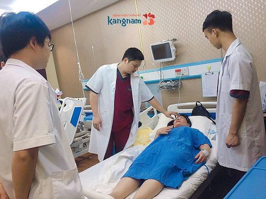 kangnam nâng mũi được bao nhiêu năm